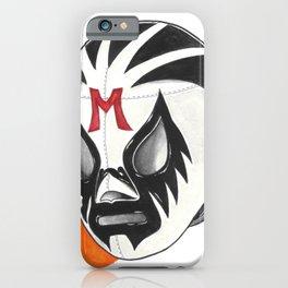 Mil Mascaras Mask Art iPhone Case