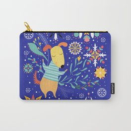 Happy Dog Year Carry-All Pouch