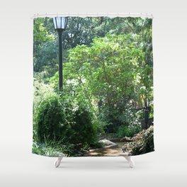 Alice Keck Park Memorial Gardens Shower Curtain