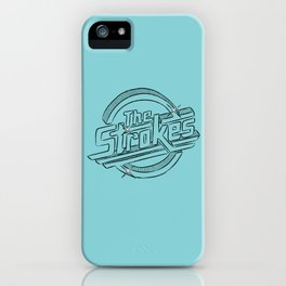 The Strokes iPhone Case