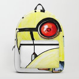 Smiley Face, 2018 style! Backpack