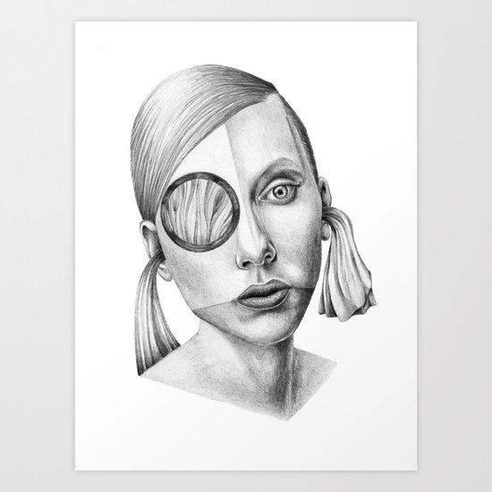 Grazia! Art Print