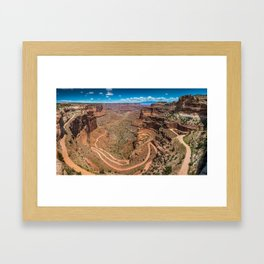 Canyonlands National Park Framed Art Print