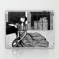 it is only a paper moon Laptop & iPad Skin