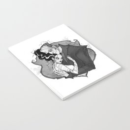 Inktober Frankenstein's monsters Notebook