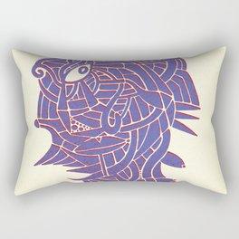 - ex femina - Rectangular Pillow