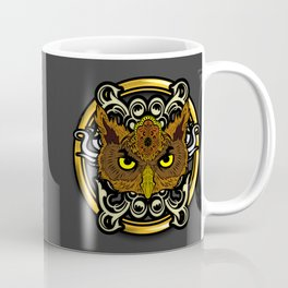 Meister Owl Coffee Mug