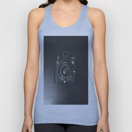 High Up Brownie Camera Unisex Tank Top