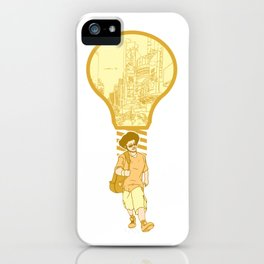 Lights! iPhone Case