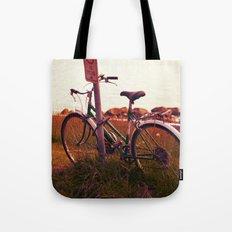 no cycling  Tote Bag