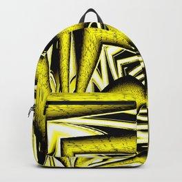 WildNYellow.... Backpack