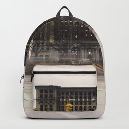 Michigan Grand Central Station Backpack
