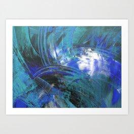 Painting 69 Art Print
