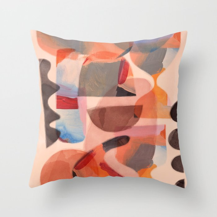 There is Time Throw Pillow