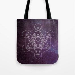 Star of Metatron Tote Bag