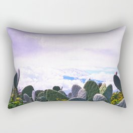 the excursion of the mouse family Rectangular Pillow