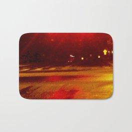 Crimson Camber Bath Mat