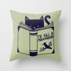 How To Kill a Mockingbird Throw Pillow