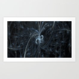 Web of Infinity Art Print