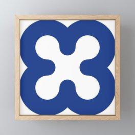 EBCO Framed Mini Art Print