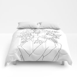 Blossom Hug Comforters