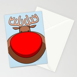 Rudolph Stationery Cards