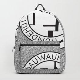 Bauwauhaus logo Backpack