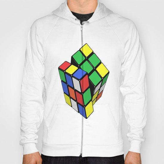 Magic Cube Rubik's_cube Hoody