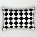 Contemporary Black & White Gingham Pattern - Mix and Match by simplicity_of_live