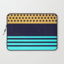 My US Flag & Jeans Laptop Sleeve