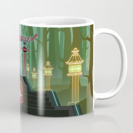 Stairway To The Temple Coffee Mug