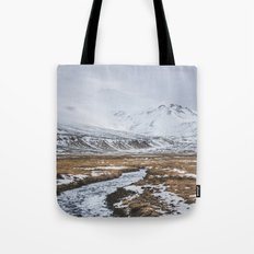 Heading to the Mountains Tote Bag