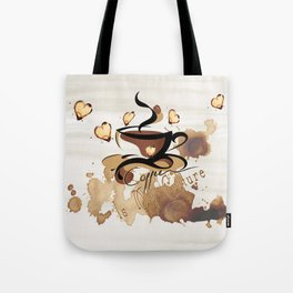 Coffee Is My Culture Tote Bag