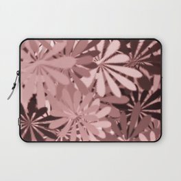 In The Tropics LIGHT PINK Laptop Sleeve