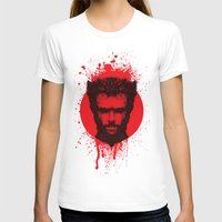 xmen T-shirts featuring Logan by Fimbis