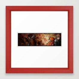 Recognition Framed Art Print