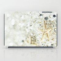 starfish iPad Cases featuring Starfish by Monika Strigel
