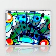 Abstract Explotion Laptop & iPad Skin