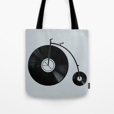 Ride Your Music! Tote Bag