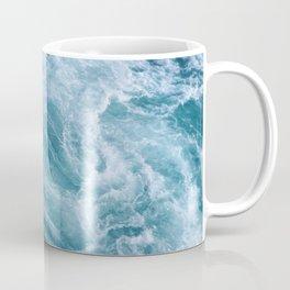 Ocean Storm | Classic Blue Coffee Mug