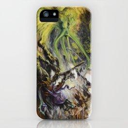 DROW VS FLAYER iPhone Case