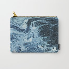 deep dirty pool texture Carry-All Pouch