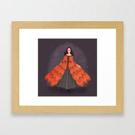 Christine Daae Framed Art Print