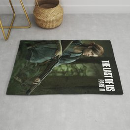 the last of us part 2 2020 Rug