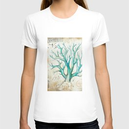 Blue Coral No. 2 T-shirt