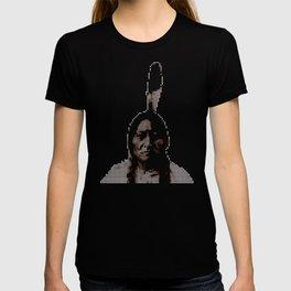 #1 Sitting Bull - RIP (Rest In Pixels) T-shirt