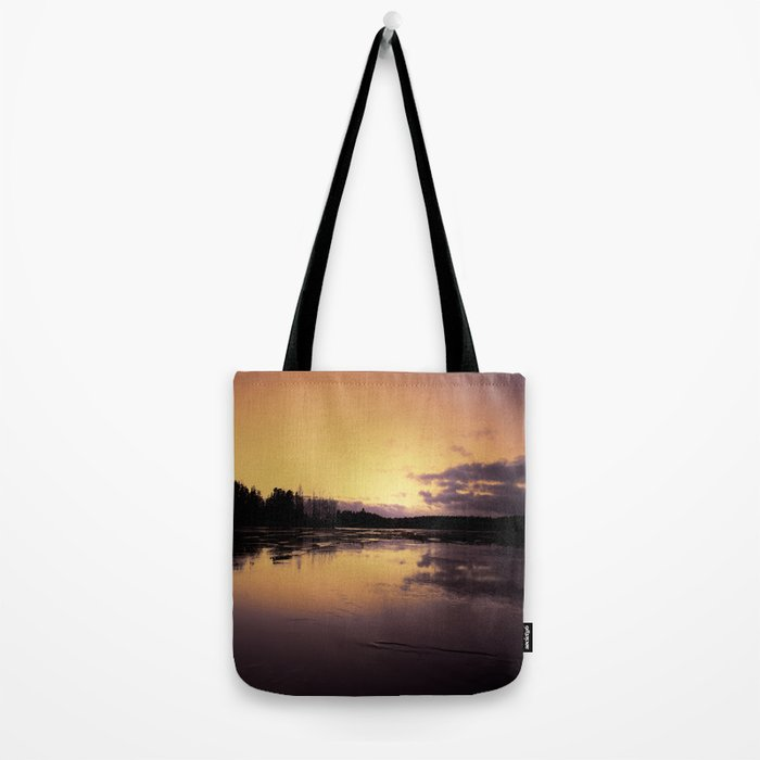 The Radiant Beauty of Nature Tote Bag