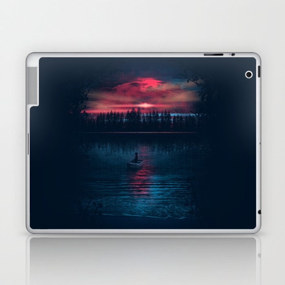 The World Beneath Laptop & iPad Skin