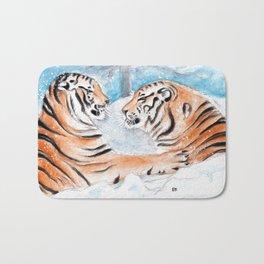 Tiger Play Bath Mat
