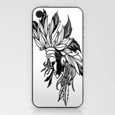 Native Girl iPhone & iPod Skin
